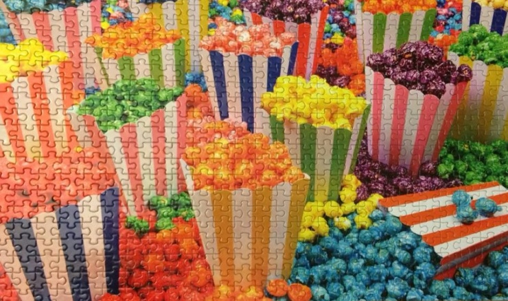 popcorn puzzle