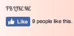 FB Like Button