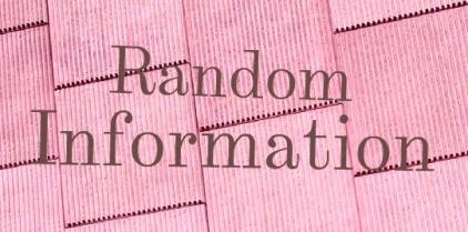 randominfo