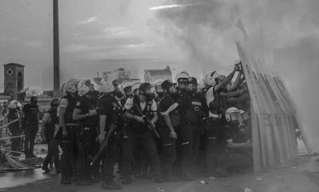 policemob