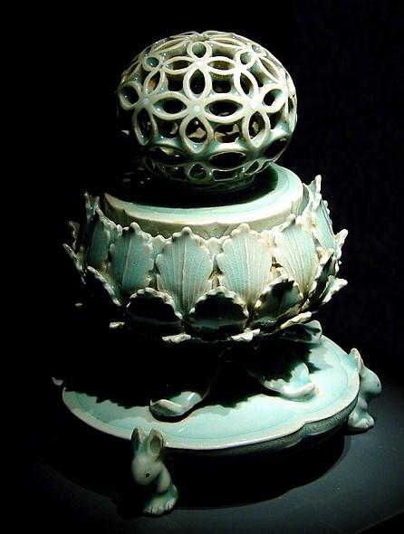 celadon goryeo ware