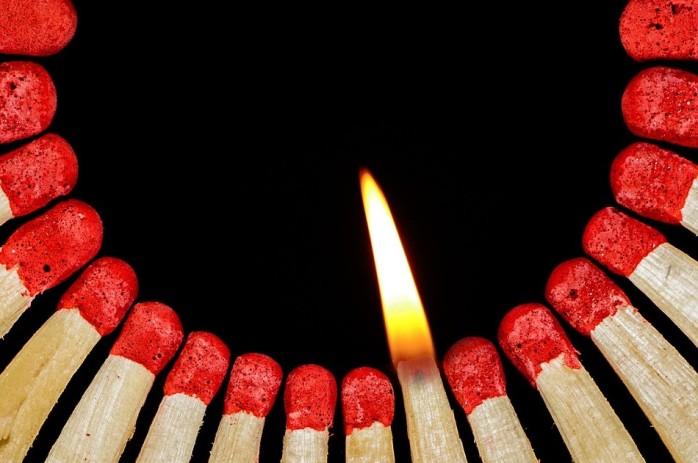 matchfire