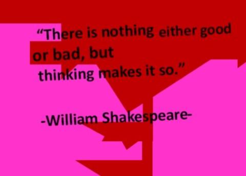 shakespearequoteredpink