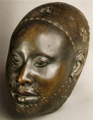 yoruba bronze