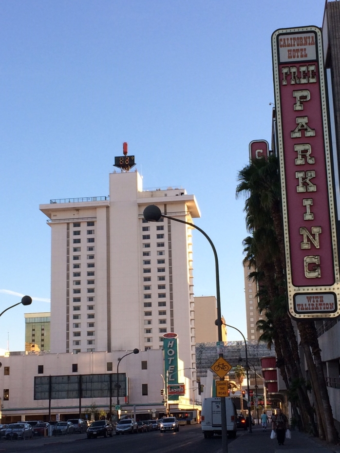 california hotel parking
