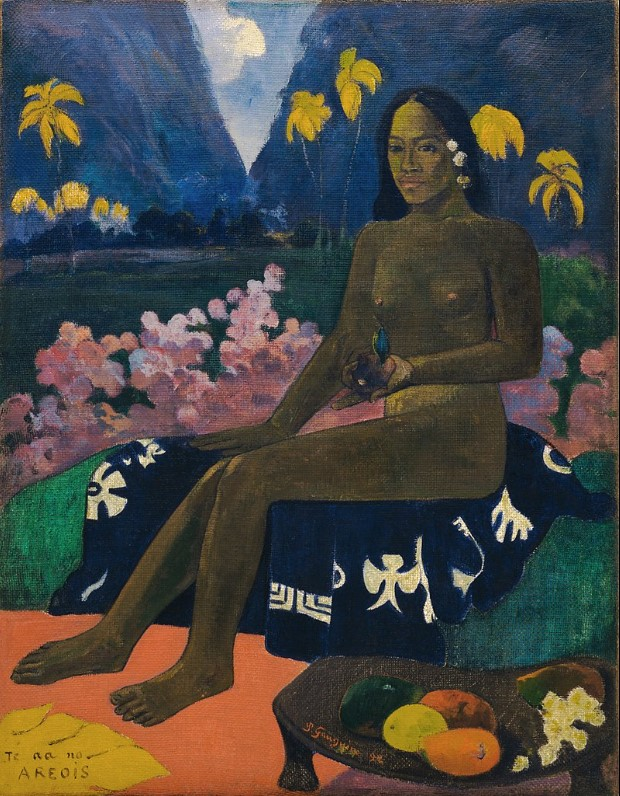 Te aa no areois (The Seed of the Areoi), 1892