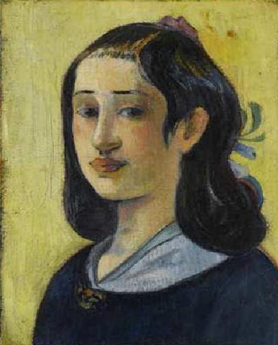 The Artist's Mother, 1889
