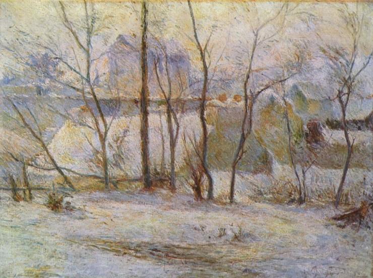 Winter Landscape, 1879