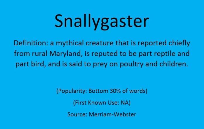 snallygasterword