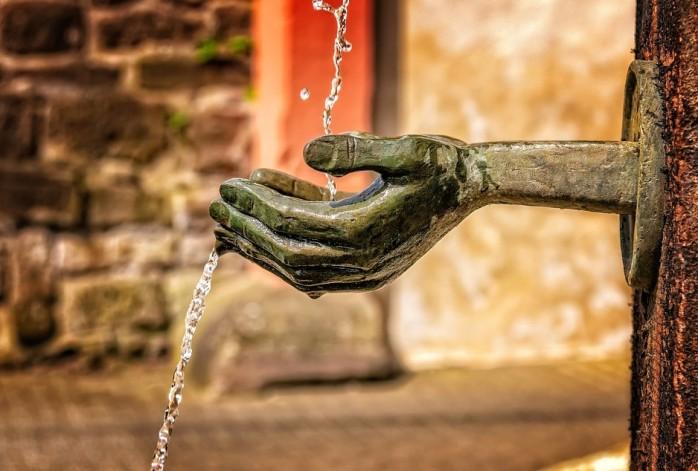 handswater