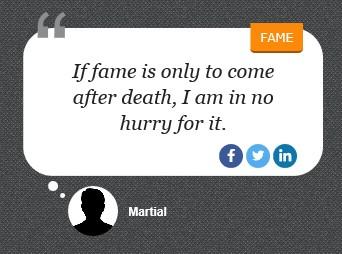 martialquote