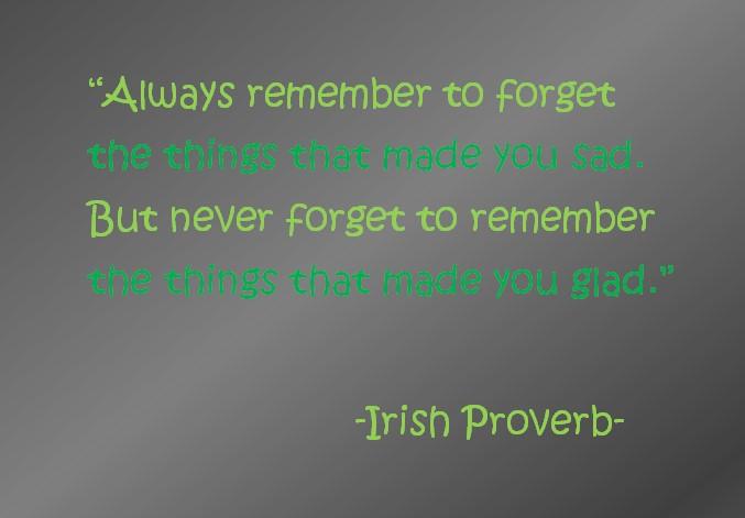 irishproverb